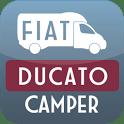 Verksted for bobiler - Fiat Ducato Camper app