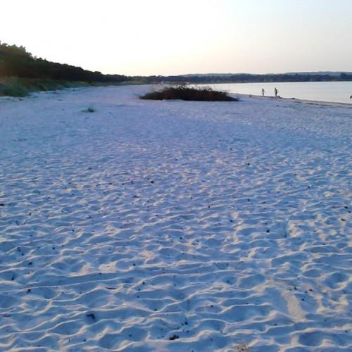Balka Strand på Bornholm