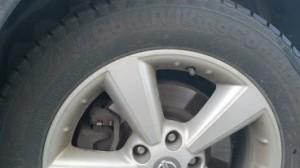 Hvordan skifte hjul