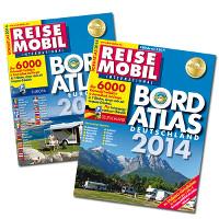 Reisemobil Bordatlas 2014