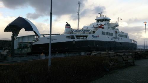 Takstberegning på norske ferger