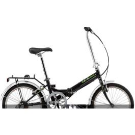 Sammenleggbare sykler til bobiler