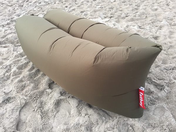 Fatboy aufblasbares sofa for Sofa hinchable lamzac