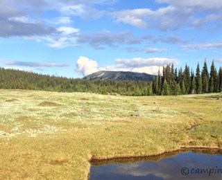 Battle Mountain – Wells Gray Provincial Park