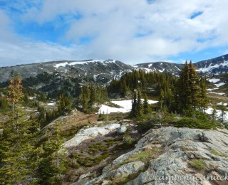 Trophy Mountain – Wells Gray Provincial Park
