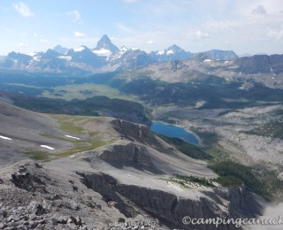 Windy Ridge Trail – Mount Assiniboine Provincial Park