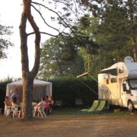 Emplacements pour camping car