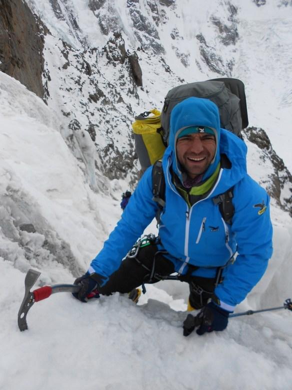 Daniele Nardi Ganalo Peak Nanga Parbat