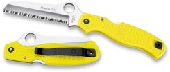 Spyderco Atlantic Salt giallo
