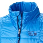 Mountain Hard Wear Zonic Hyper colletto