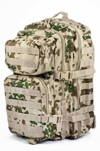 Mil-Tec Military Army Patrol Zaino da assalto 36l mil3