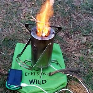 Recensione Enki Stove Wild