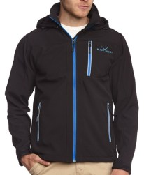 Black Canyon Softshell 3 strati nero blu