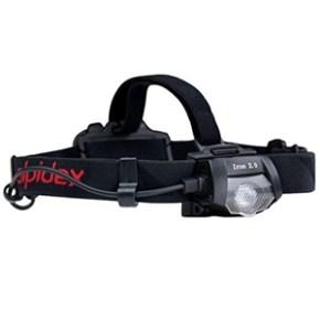 Alpidex Iron 2.0 lampada frontale pesca impermeabile