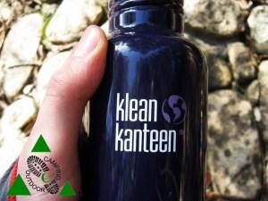 Klean Kanteen Classic 27 oz borraccia campeggio