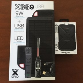 pannello solare e batteria NOCO XGS 9