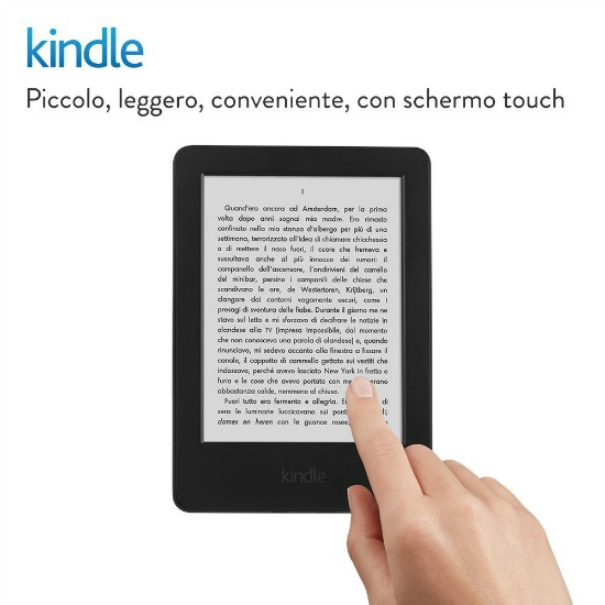 Kindle per trekking