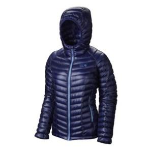 uk availability eba13 cc072 Piumino per donna Mountain Hardwear Hooded Ghost Whisperer