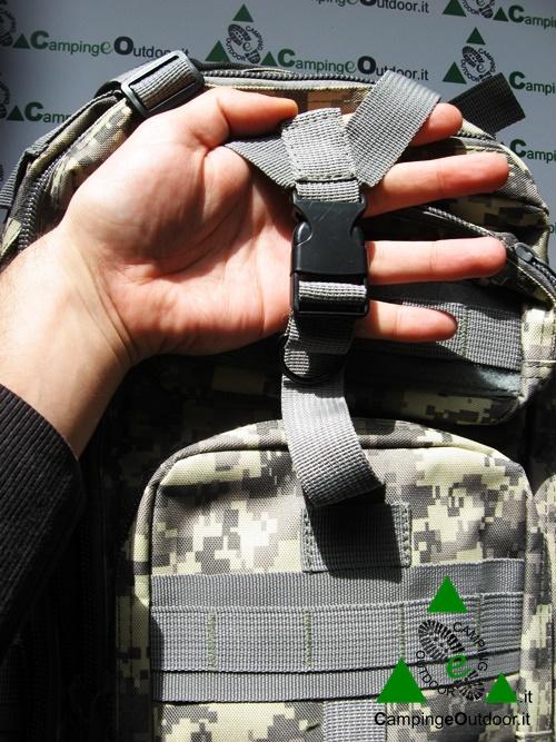 Zaino mimetico militare Gearbest
