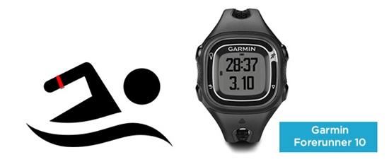 Orologio GPS Garmin Forerunner 10 recensione