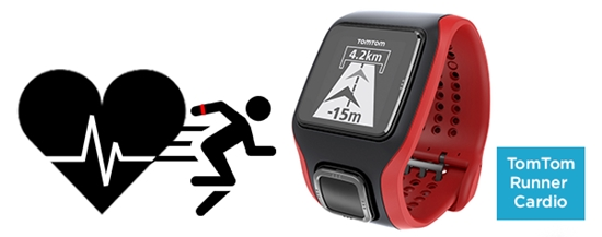 Orologio GPS Tomtom runners cardio recensione