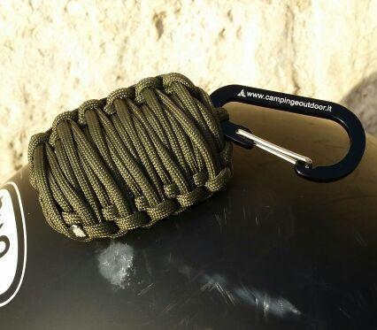 Kit di sopravvivenza Granata verde militare
