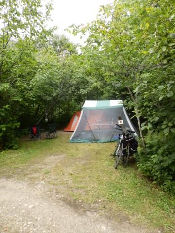 Espace camping 2 équipements