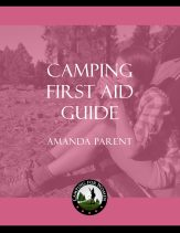 Camping First Aid Guide Cover