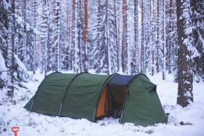 Winter Camping 1