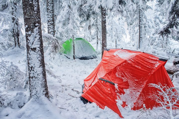 Winter Camping 6