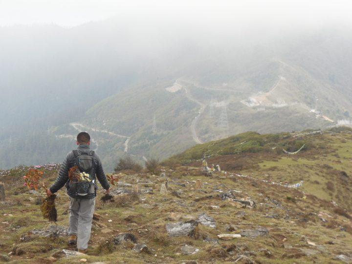 Trekking in Bhutan 19