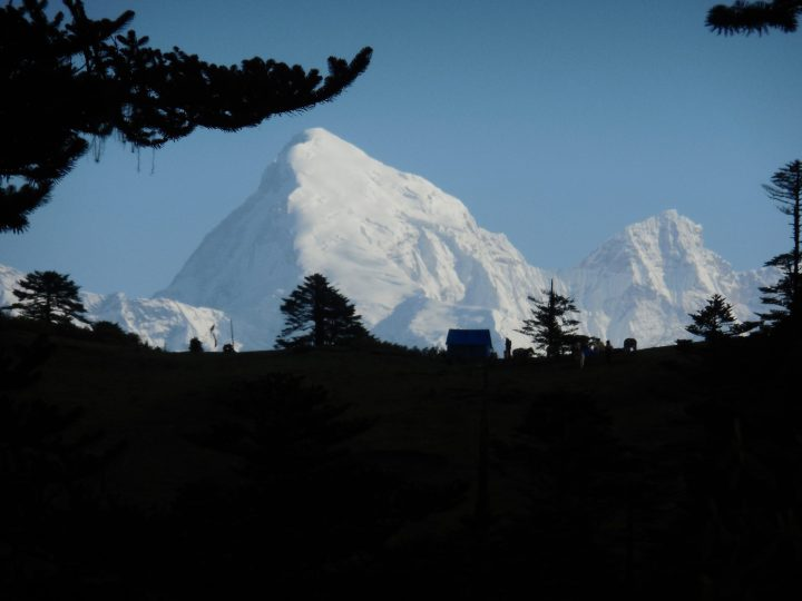 Trekking in Bhutan 20