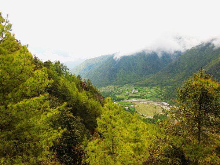 Trekking in Bhutan 14