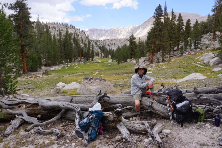 The John Muir Trail 2
