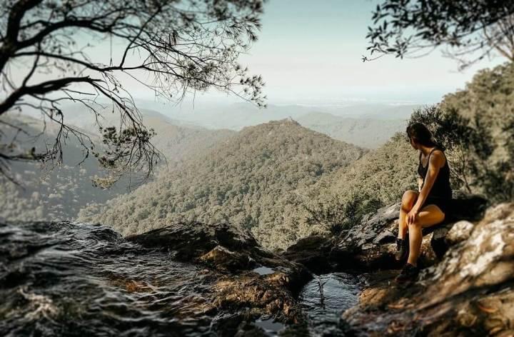 5 Unforgettable Camping Spots in Australia 4 Springbrook Falls