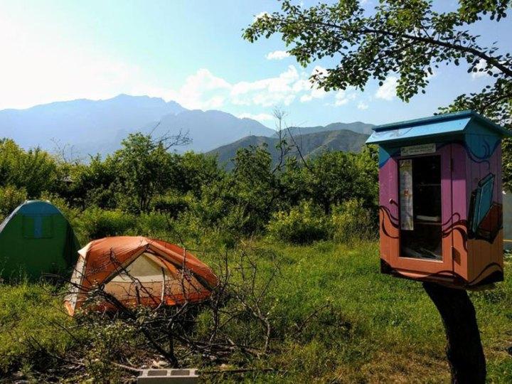 Camping in Armenia Georgia and Azerbaijan 2