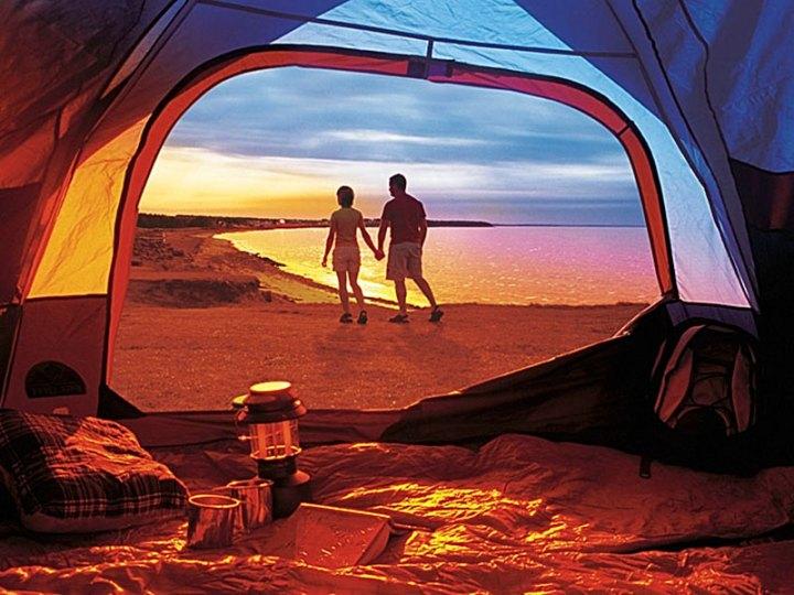Camping in Armenia Georgia and Azerbaijan 6