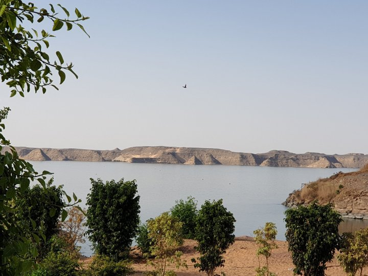 A great view across southern Lake Nasser, wouldn't you agree?