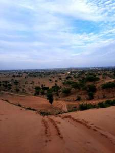 Trek through the Rao Jodha Desert Rock Park