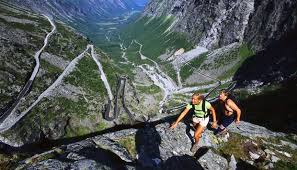 Hiking Trollstigen Norway