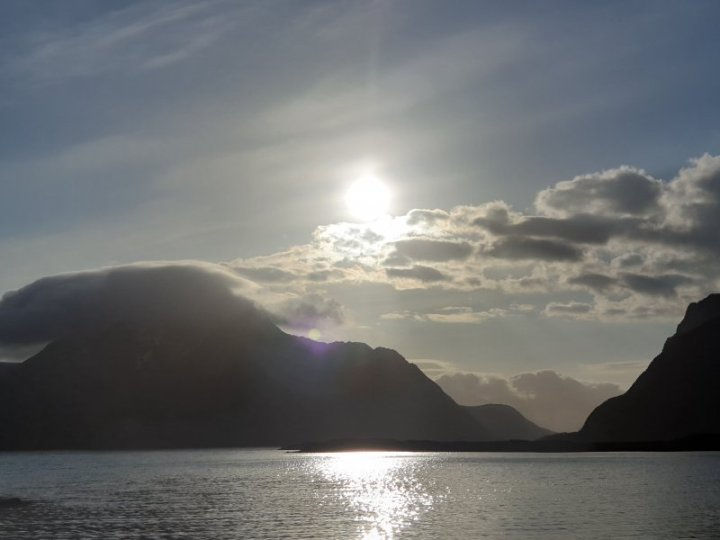 The Lofoten Islands in Norway. Once seen, never forgotten.
