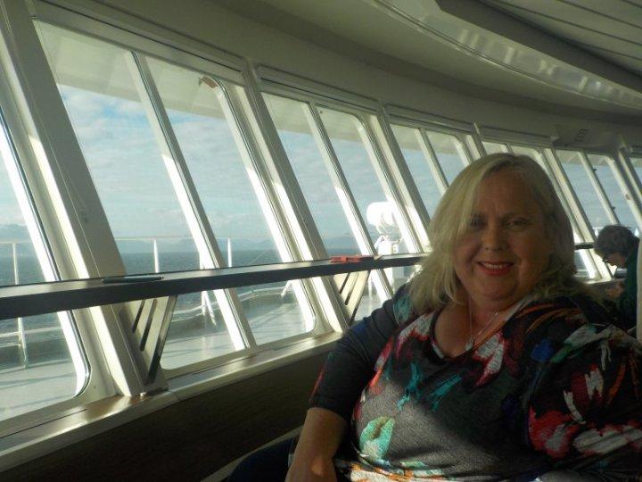 Nicole Anderson heading to the Lofoten Islands Norway