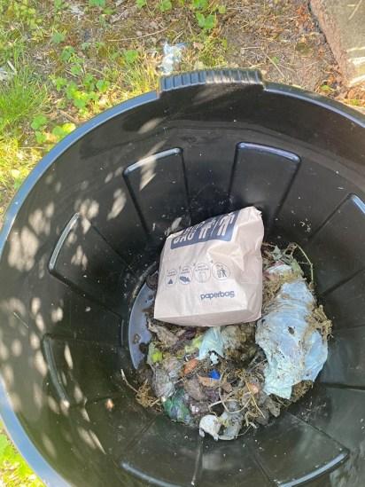 Compost experiment 1
