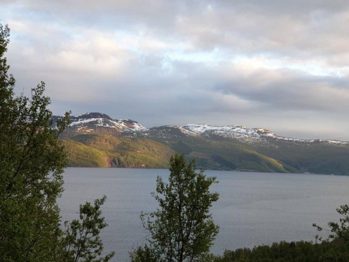 The Midnight Sun Norway