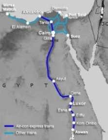 Cairo to Aswan 1