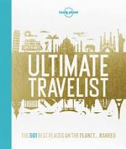 Lonely Planet's Ultimate Travelist.