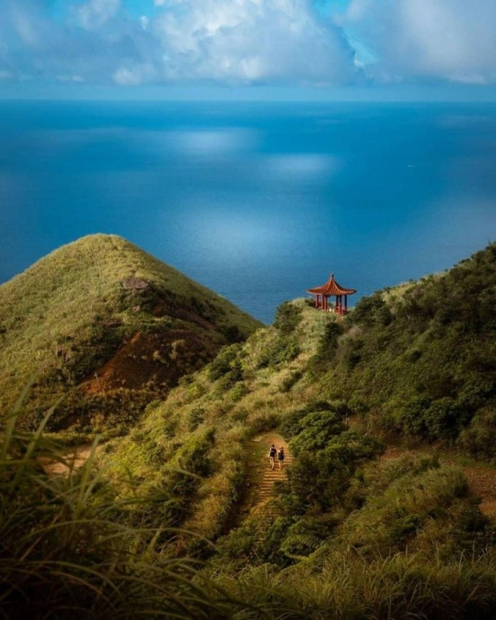Top 5 beautiful places to explore in Taiwan