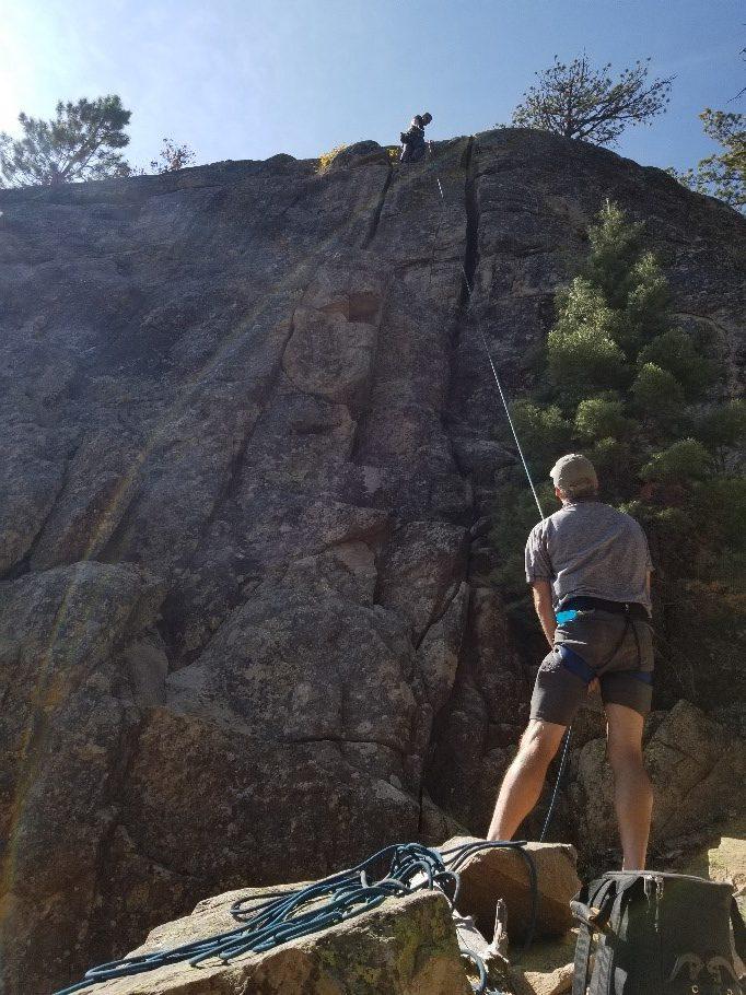 Durango Colorado 5 climbing