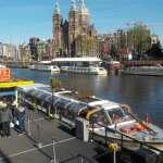 Cruising the Amsterdam Canals
