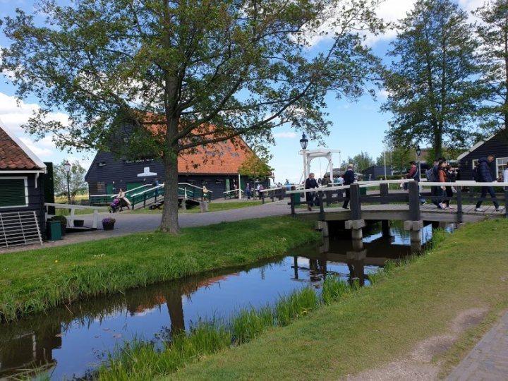 Zaanse Schans is a village with so much charm